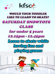 SNOWTOTS SATURDAY CLASS INFORMATION